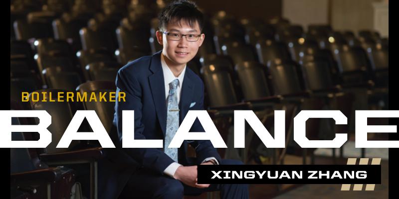 Xingyuan Zhang - Boilermaker Balance